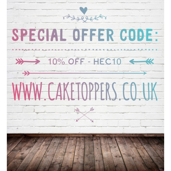 Discount code for mail order cupcakes